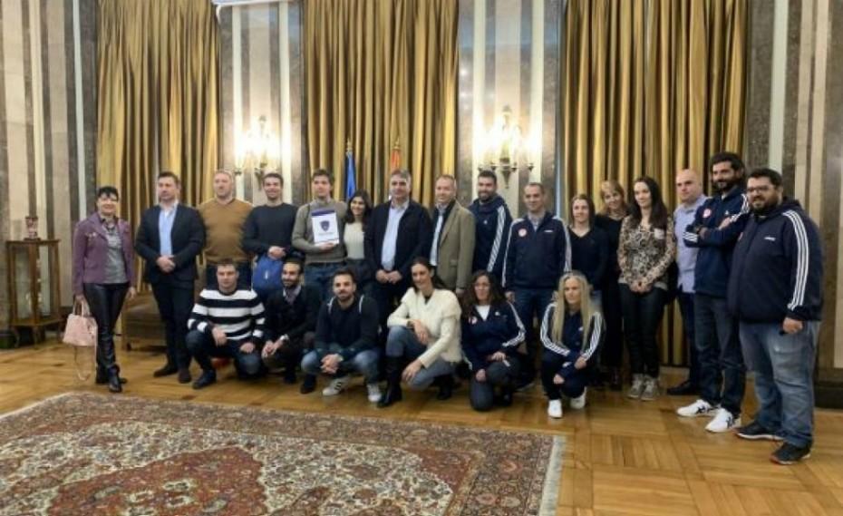 Το δεύτερο meeting του Multisport Academy στο Βελιγράδι!
