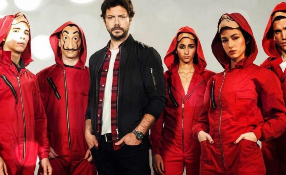 Έρχεται η 4η σεζόν του La Casa De Papel! (video)