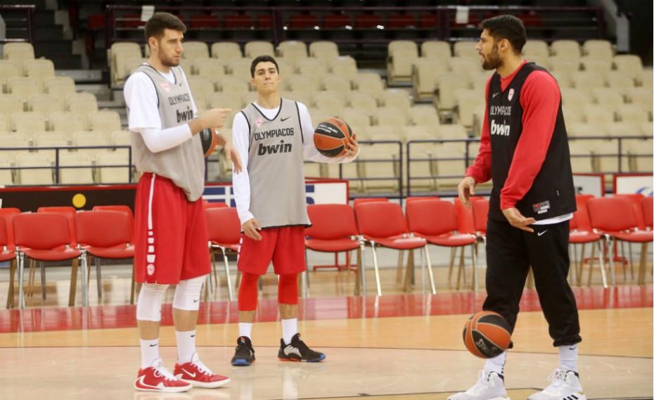 Ολυμπιακός: Δήλωσε τον Νικολαΐδη στην Ευρωλίγκα (photo)