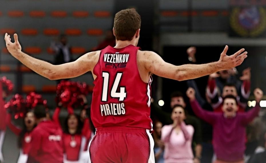 Ρεκόρ καριέρας ο Βεζένκοφ!