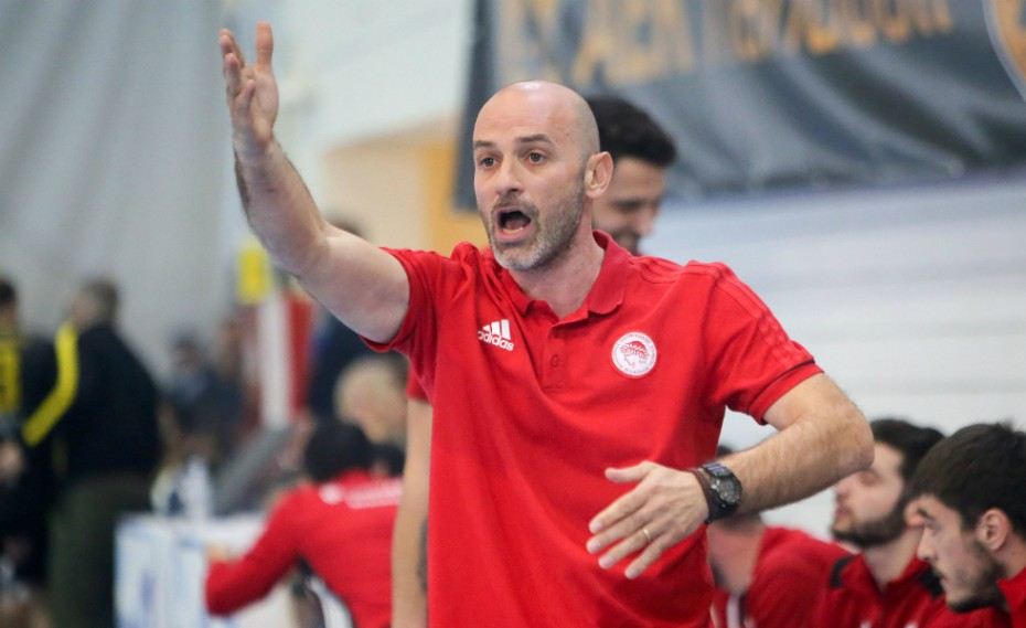Ζαραβίνας: «Πάμε να διεκδικήσουμε το μεγάλο στόχο, το πρωτάθλημα!»