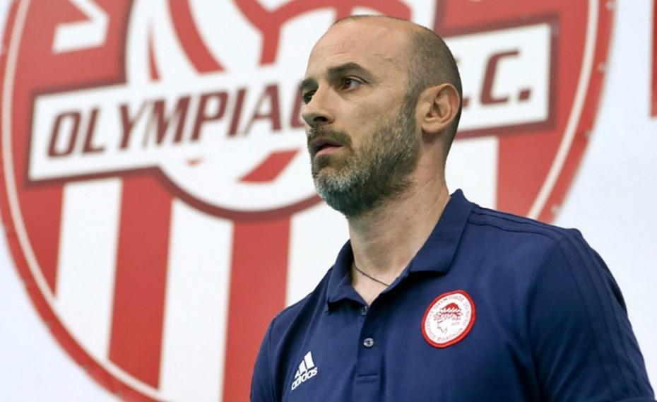 «Πρόωρος τελικός αυτά τα δύο ματς, θέλουμε πάρα πολύ να κατακτήσουμε ξανά το Κύπελλο»