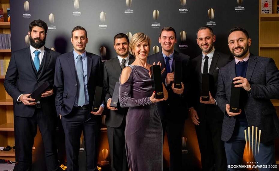 H Stoiximan στην κορυφή των Greek Bookmakers Awards 2020