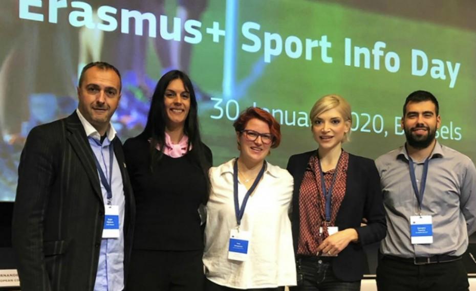 Ο Ολυμπιακός παρών στην Sport Info Day!