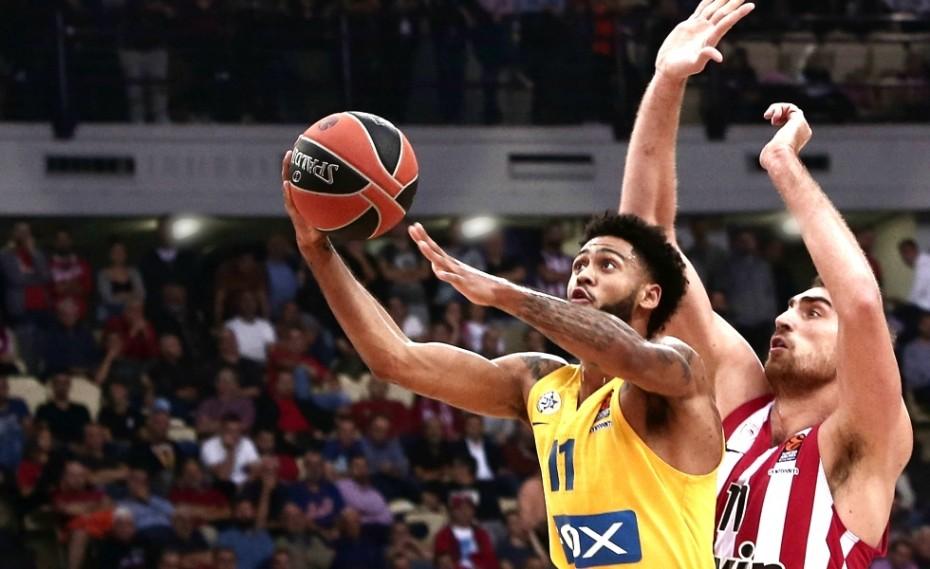 Ντόρσεϊ: «Πολύ καλή ομάδα ο Ολυμπιακός, παίζει διαφορετικά»