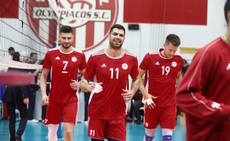 Μαέστρος Τερβαπόρτι και 1-0 ο Ολυμπιακός!
