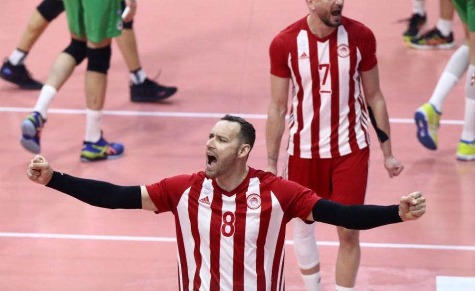 Δεν ολοκλήρωσε την ανατροπή ο Ολυμπιακός!