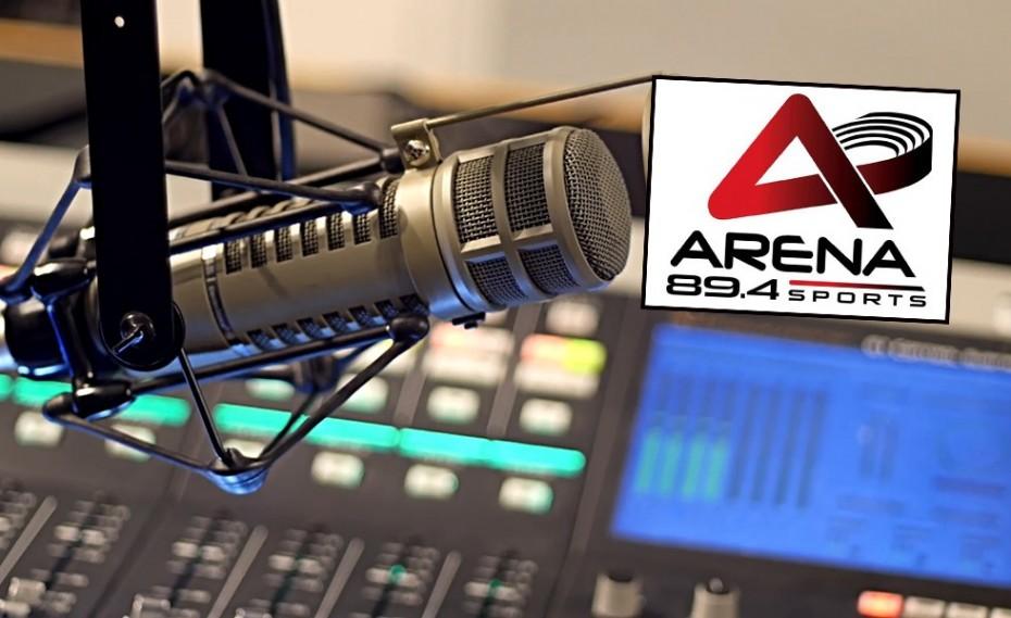 Βόμβα! Λουκέτο στον Arena FM 89,4 στη Θεσσαλονίκη!