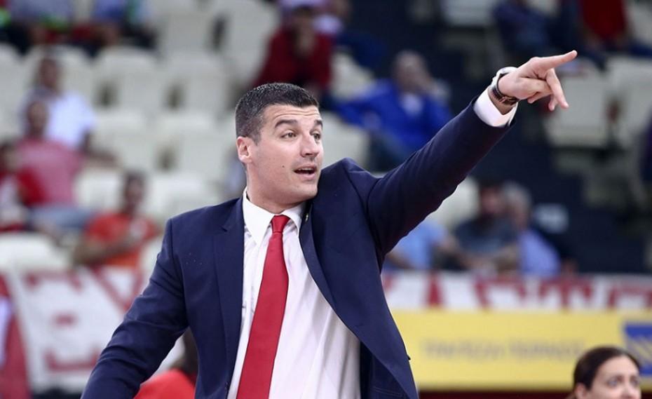 Παντελάκης: «Δύσκολο ματς, να παραμείνουμε αήττητοι»