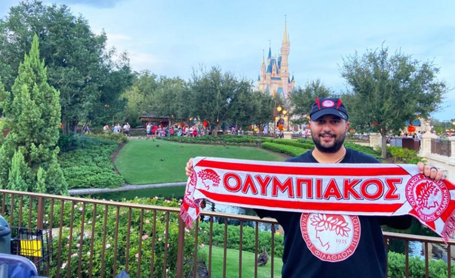 Παντού είναι Ολυμπιακός! (photo)