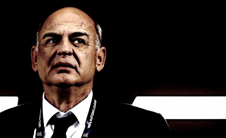 Ο Γραμμένος που ήθελε να διώξει τη FIFA!