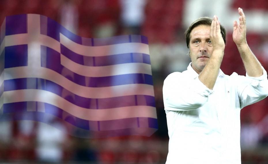 Μαρτίνς: «Χρόνια πολλά Έλληνες!» (photo)