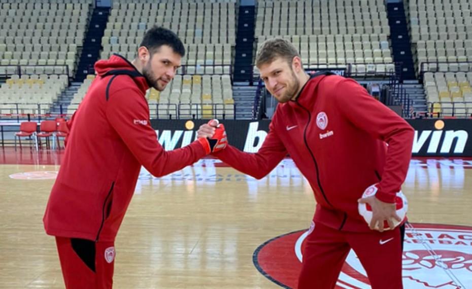 Ξέρουν και από... μπάλα «Παπ» και Βεζένκοφ! (photos, video)