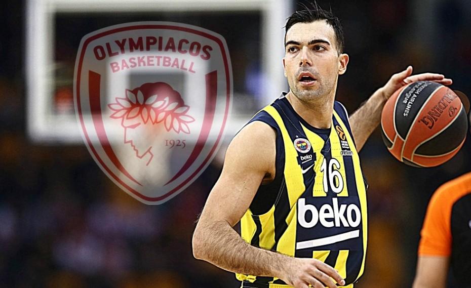 Σενόλ: «Ο Σλούκας είναι κοντά στον Ολυμπιακό»