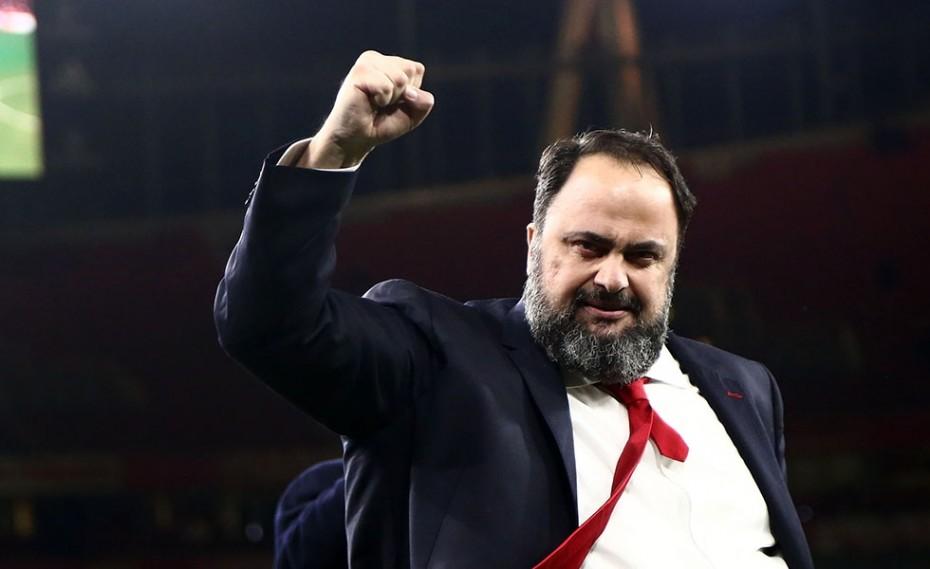 Βαγγέλης Μαρινάκης: «Υγεία, αισιοδοξία, υπομονή και αγάπη!» (photo)