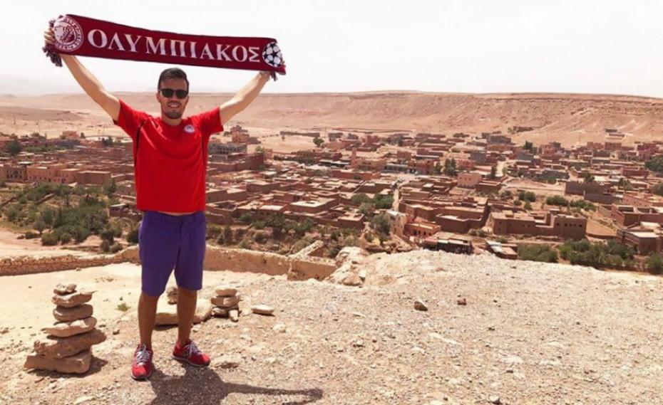 Θρύλος και στο Μαρόκο! (photo)