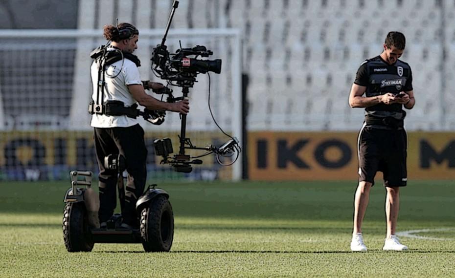 Κανένα πρόβλημα! Κάνει PAOK TV Β και... όλα κομπλέ!