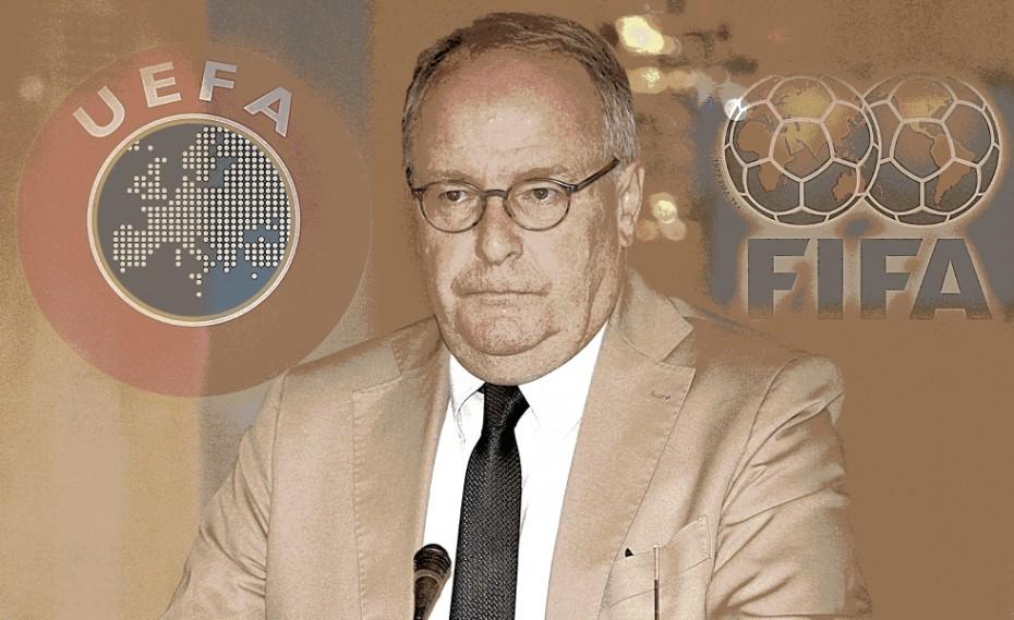 «Παρακαλάνε» τις FIFA, UEFA για εκλογές τον Ιούλιο