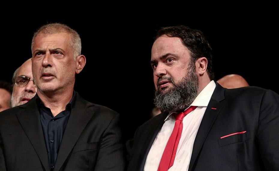Μώραλης: «Ο Μαρινάκης παθιάζεται με τον Ολυμπιακό!» (audio)