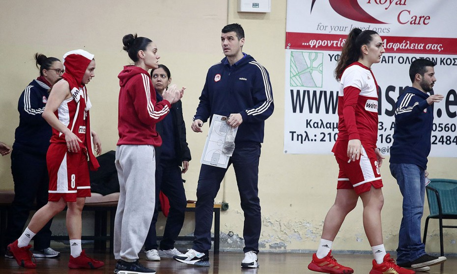 Έτοιμο το επιτελείο στο Μπάσκετ Γυναικών
