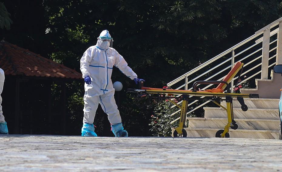 Κορονοϊός: 204 νέα κρούσματα 5 ακόμα θάνατοι