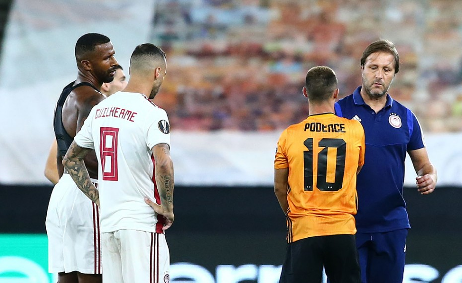 Ευχαρίστησε τον Ολυμπιακό ο Ποντένσε! (photo)