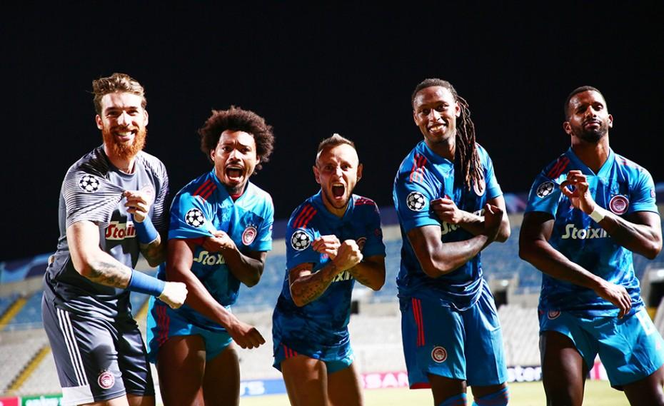 «Ευτυχισμένος που γυρίζω στο Champions League, θέλω... Μπάγερν»