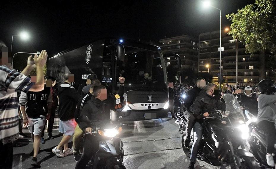 «Αύξηση κορονοϊού, στη Θεσσαλονίκη, λόγω Παοκτζήδων»!