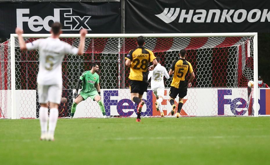 Σαρωτική η ΑΕΚ, κράτησε τη Μπράγκα στα 3 γκολ!