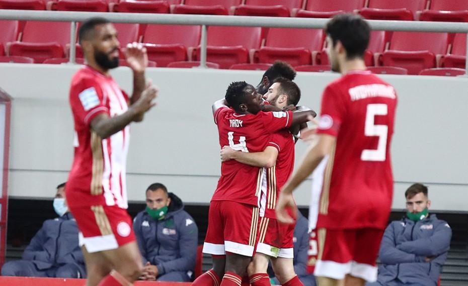 Ολυμπιακός-Μάντσεστερ Σίτι 0-1 (Τελικό)