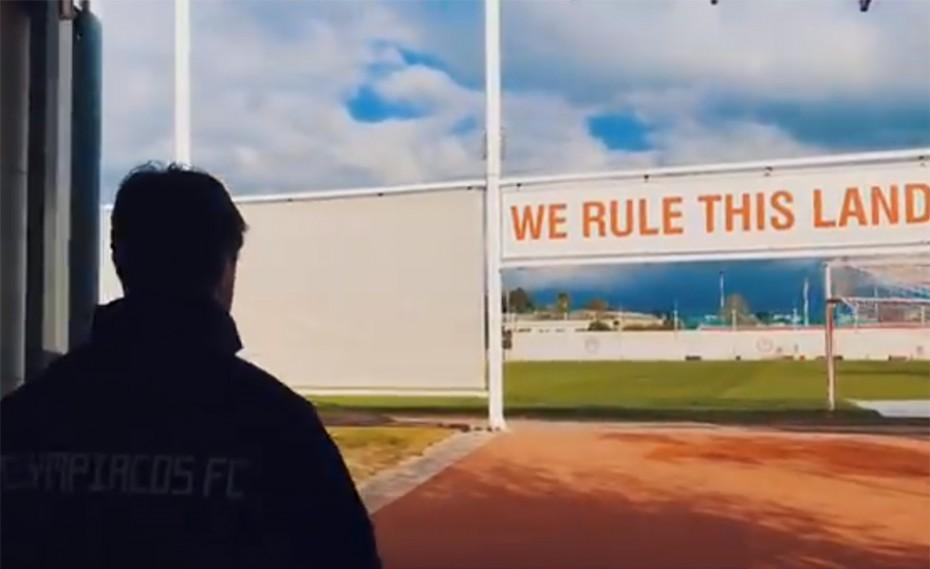 Δυνατό βίντεο με Μαρτίνς και We Rule this Land