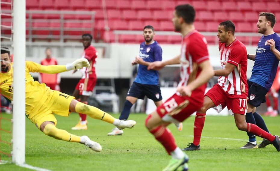 Το έκτο γκολ του Μασούρα!