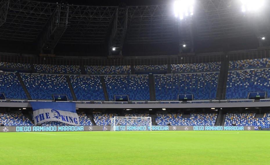 Επίσημα... «Diego Armando Maradona» το γήπεδο της Νάπολι! (photos)