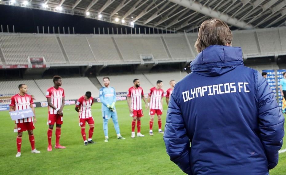 Ολυμπιακός χωρίς προβλήματα, δεν...
