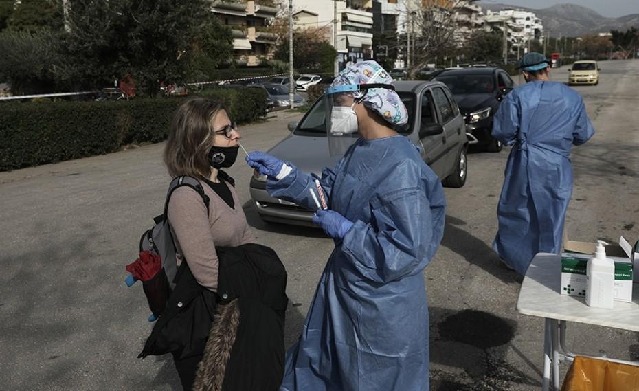 Κορονοϊός: Επτά περιοχές σε καθεστώς «σκληρού» lockdown – Έκρηξη κρουσμάτων φοβούνται οι ειδικοί (video)