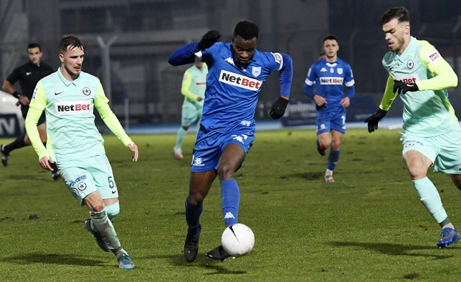 ΑΕΚ - Αστέρας Τρίπολης 2-0: Καθάρισε νωρίς και