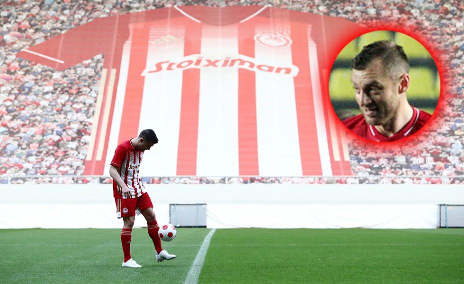 Αβραάμ για Σωκράτη: «Ο καλύτερος Έλληνας ποδοσφαιριστής στην μεγαλύτερη ομάδα»!