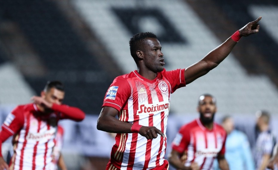 «Χαρούμενος για το πρώτο μου γκολ»