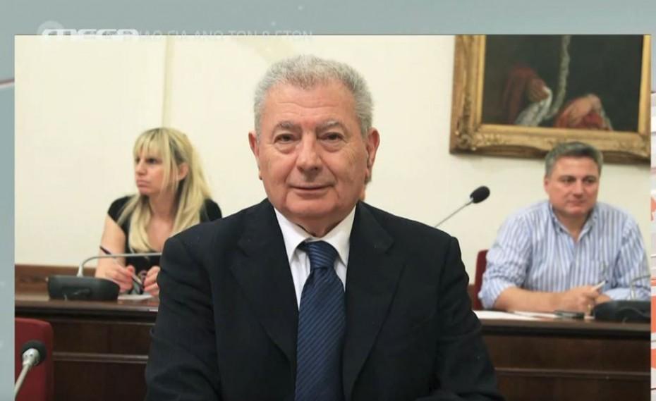 Βρέθηκε νεκρός ο Σήφης Βαλυράκης! (video)