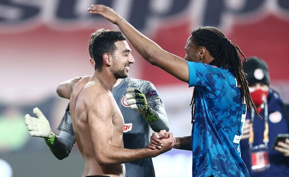 Σεμέδο: «Είμαστε ο Ολυμπιακός» (photos)