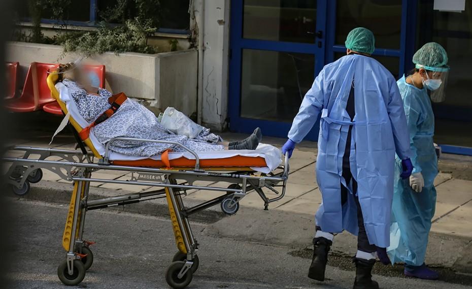 Κορονοϊός: 1.165 νέα κρούσματα και 39 θάνατοι