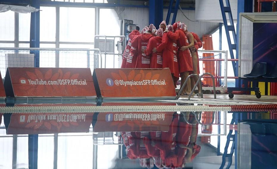 Πόλο Γυναικών: Με την Ουίπεστ ο Ολυμπιακός στον ημιτελικό της Ευρωλίγκας! (photo)
