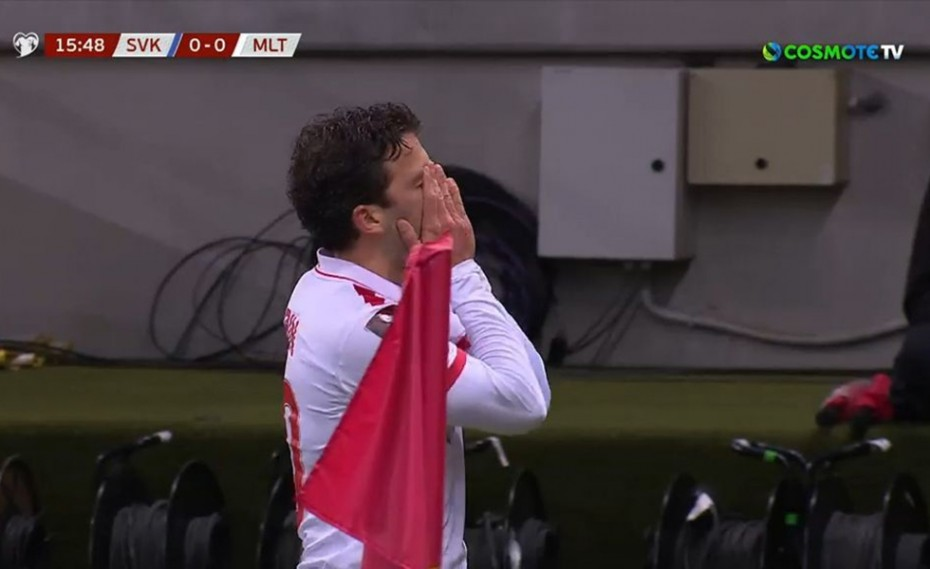 Τρομερό γκολ από Μάλτα! (Video)