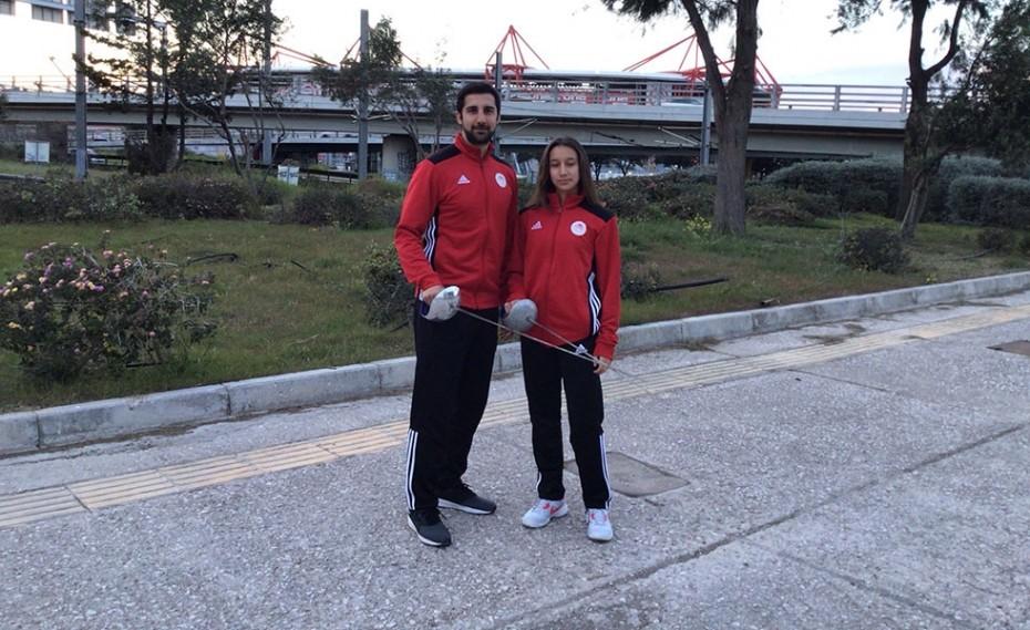 Ολυμπιακός-Ξιφασκία: Στο Κάιρο για το Παγκόσμιο Πρωτάθλημα η Γαζεπίδη!