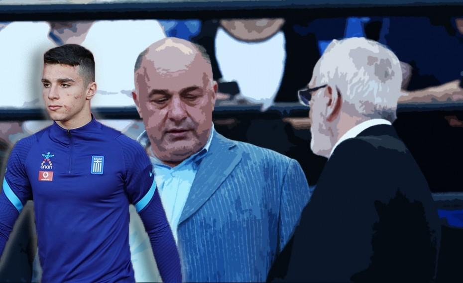 Που να πηγαίνει τώρα στο Ροστόφ να διαπραγματευτεί…