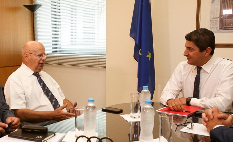 Αυγενάκης: «Ο Βασιλακόπουλος δεν μπορεί να είναι πρόεδρος»