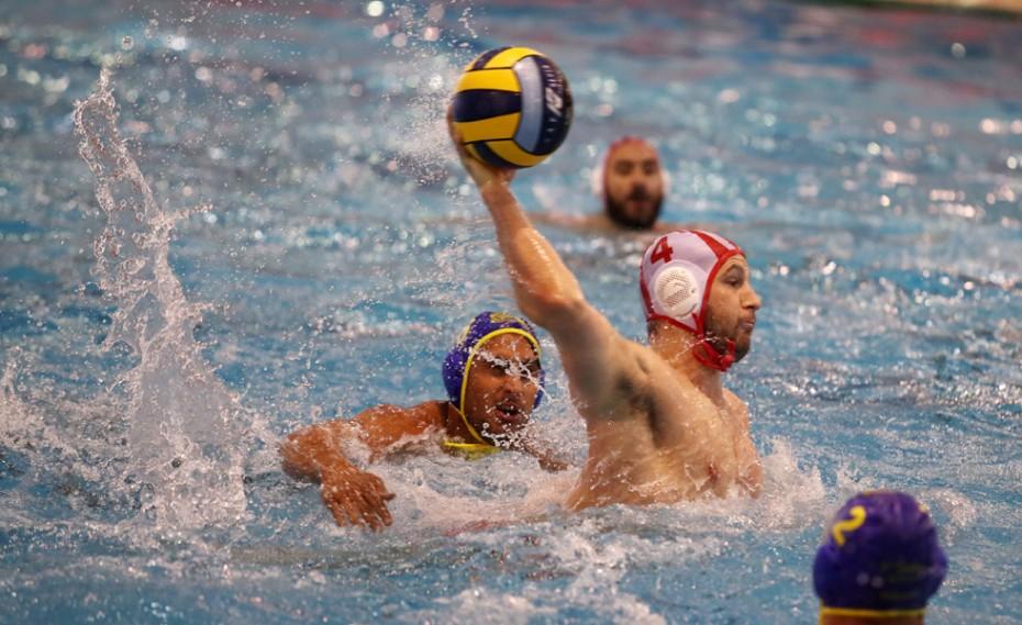 Ολυμπιακός-Μαρσέιγ 11-7 (Τελικό)