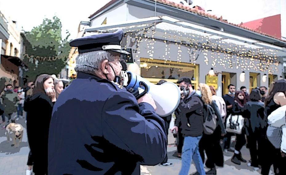 Εξαπλώνεται σε όλη την Αθήνα ο… «ιός της πλατείας» (video)