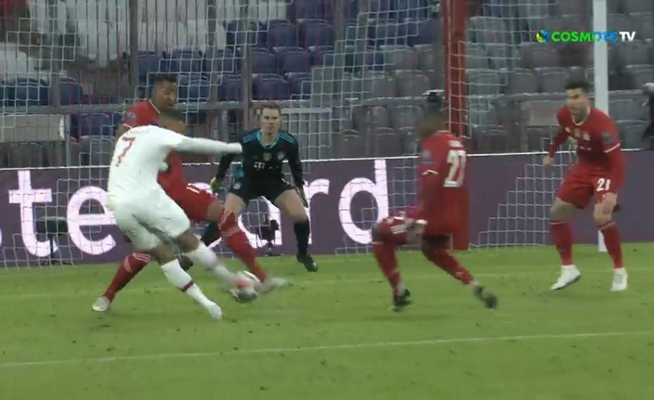 Μπάγερν-Παρί: «Χόρεψε» τον Μπόατενγκ, 2-3 ο Εμπαπέ! (video)