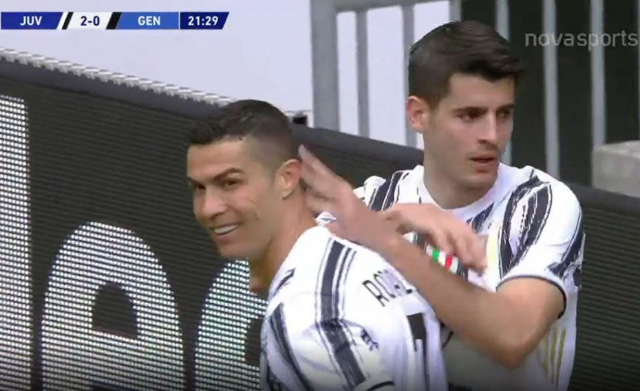 Περίπατος για τη Γιουβέντους, δύο γκολ σε 22 λεπτά! (video)